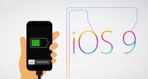 Autonomia bateriei iOS 9.1