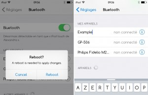 Bluetooth Devices Renamer