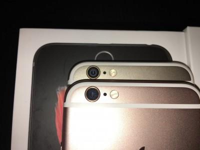 Cum deosebesti iPhone 6S de iPhone 6 - camera