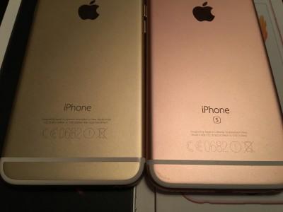 Cum deosebesti iPhone 6S de iPhone 6 - carcasa