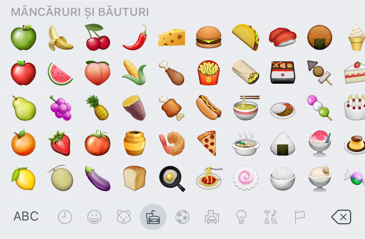 Cum instalezi in iOS 9 noile emoji din iOS 9.1