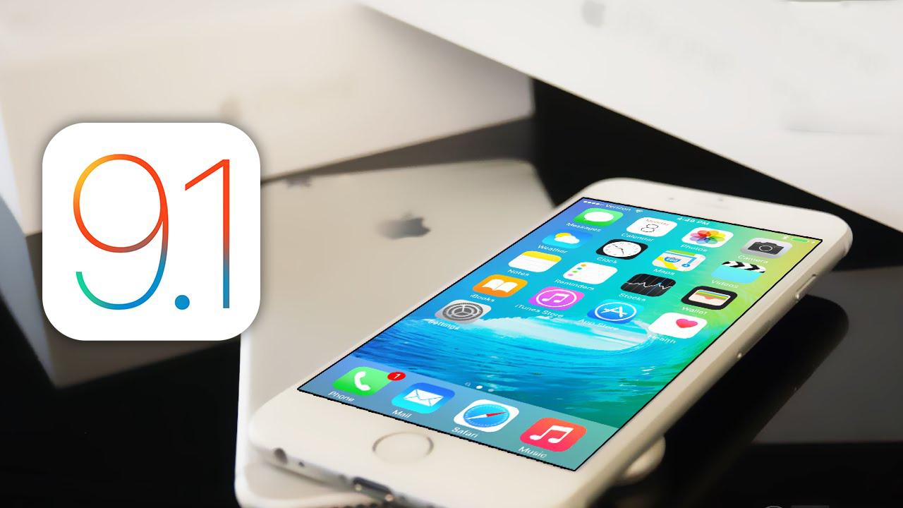 Descarca iOS 9.1