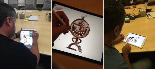 Disney iPad Pro Mickey Mouse 1