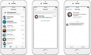 Facebook Messenger mesaje numar telefon