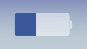 Facebook si probleme cu autonomia bateriei