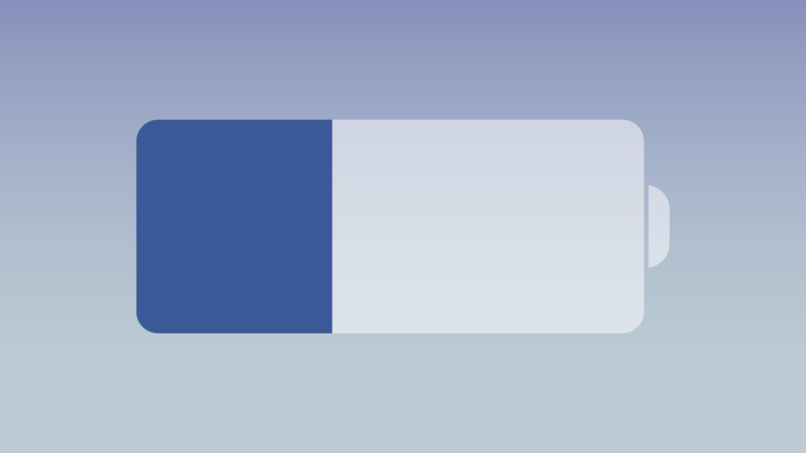 Facebook consum baterie nerezolvat
