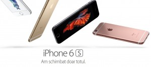 Lansare iPhone 6S unde cumpar iPhone 6S in Romania