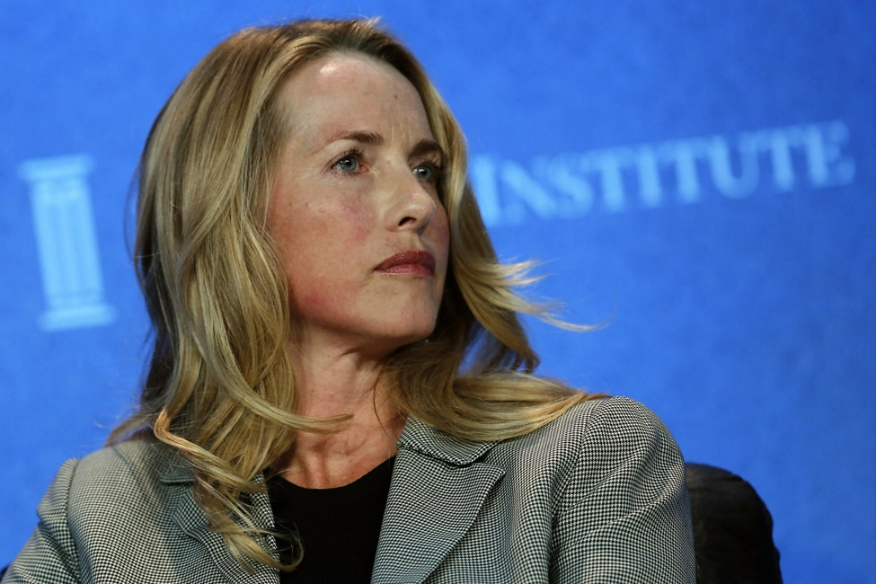 Laurene Powell Jobs impiedicare film Steve Jobs