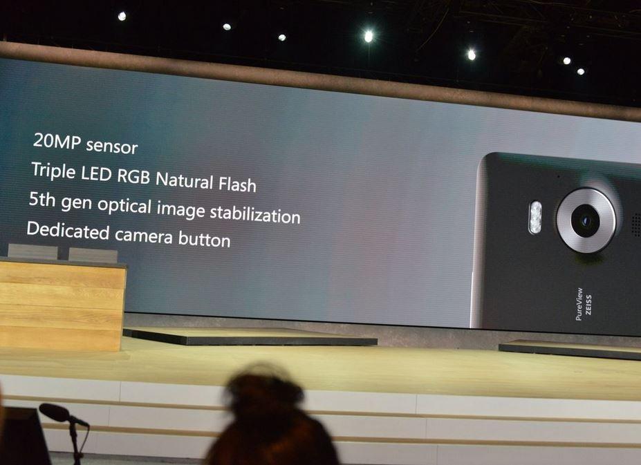 Lumia 950 950 XL specificatii pret lansare 2