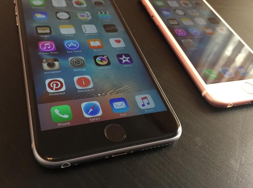 Merita cumparat iPhone 6S sau iPhone 6S Plus
