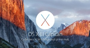 OS X El Capitan 10.11.1