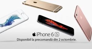 Orange lanseaza iPhone 6S - pret, abonamente