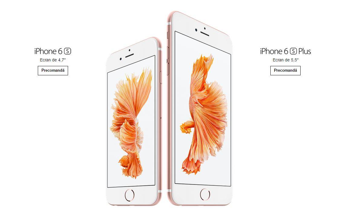 Orange vinde iPhone 6S la pret de Apple Store