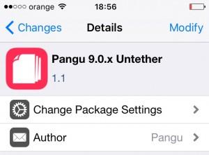 Pangu 9.0.x Untether