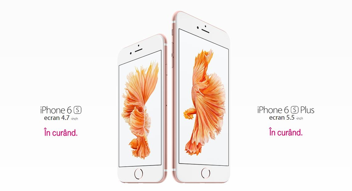 Preturile iPhone 6S si 6S Plus in Romania vs cele europene