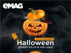 Reduceri eMAG de Halloween