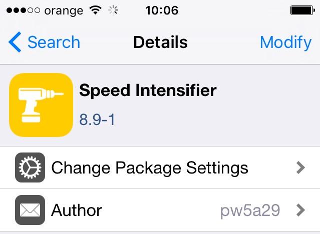 Speed Intensifier transforma iPhone 6 in iPhone 6S