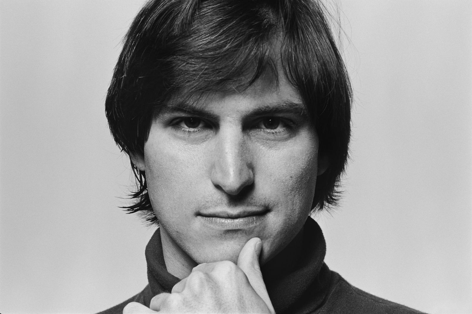 Steve Jobs bland