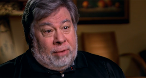 Steve Wozniak revenire Apple