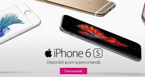 Telekom vinde cel mai ieftin iPhone 6S si iPhone 6S Plus la abonament