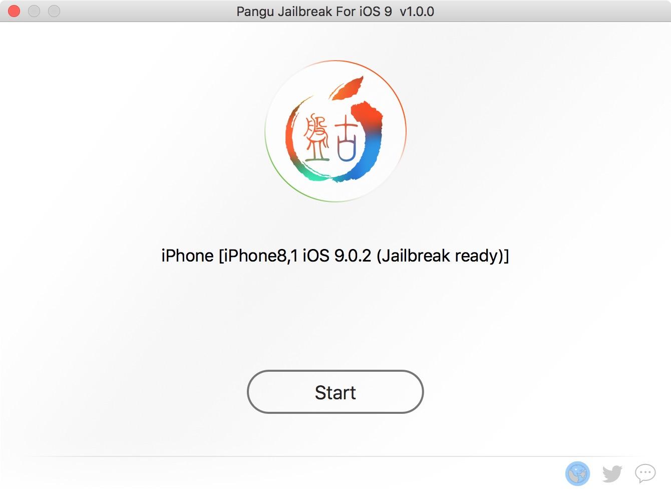 Tutorial iOS 9 - iOS 9.0.2 jailbreak Pangu9 pe iPhone si iPad (Mac) 1