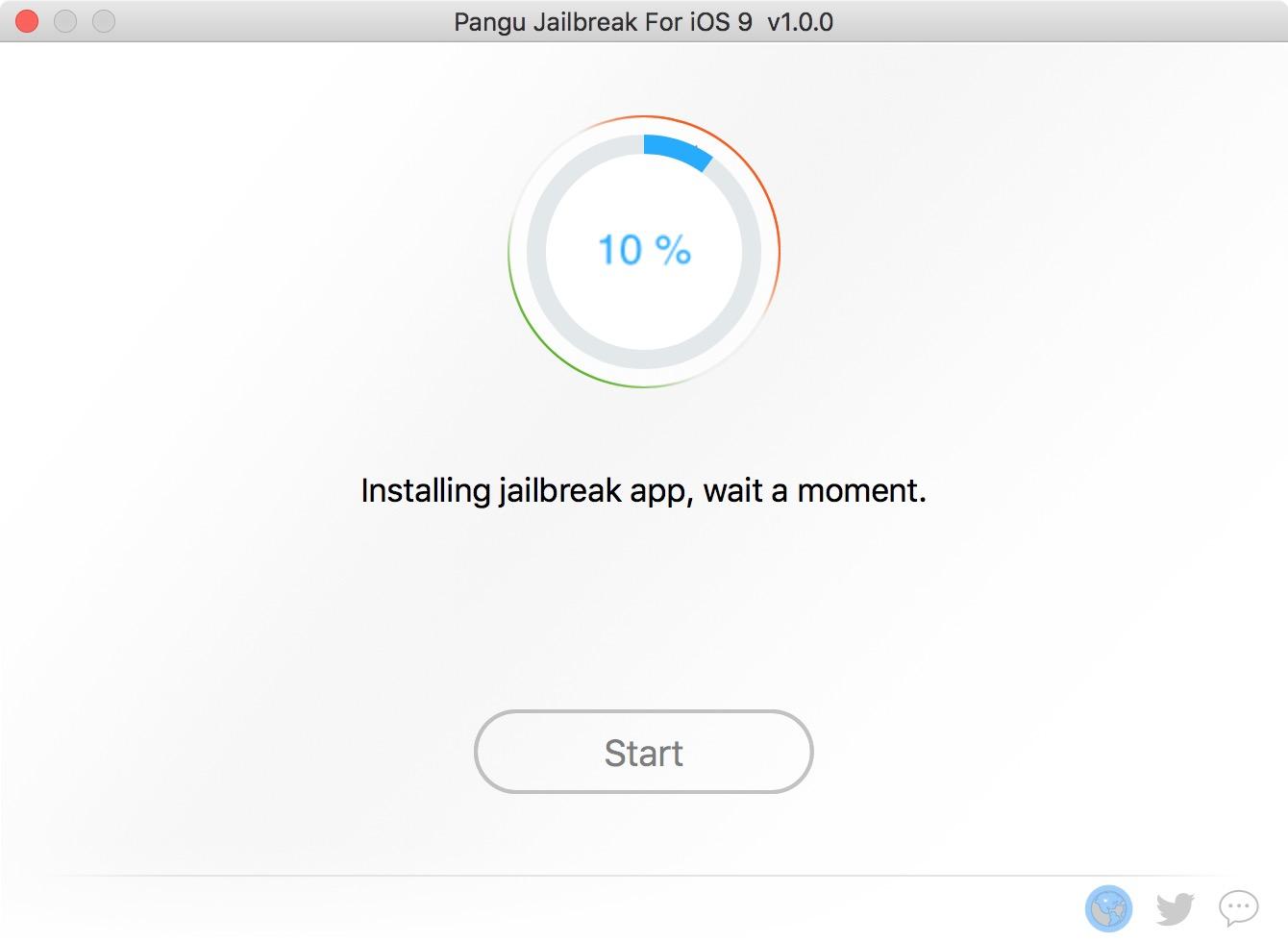 Tutorial iOS 9 - iOS 9.0.2 jailbreak Pangu9 pe iPhone si iPad (Mac) 2
