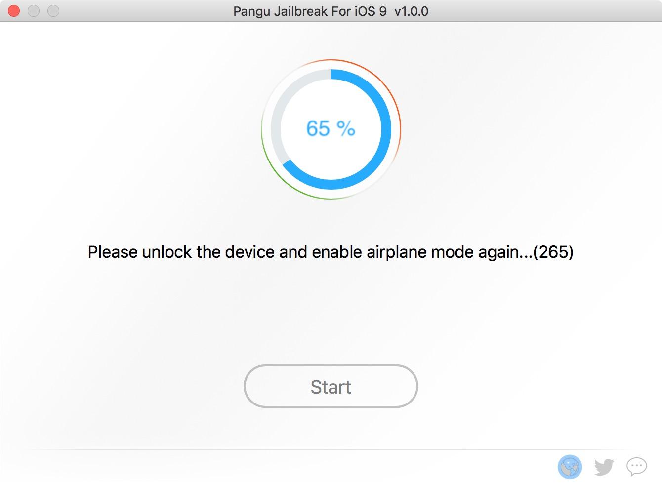 Tutorial iOS 9 - iOS 9.0.2 jailbreak Pangu9 pe iPhone si iPad (Mac) 3