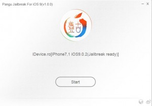 Tutorial iOS 9 jailbreak Pangu9 pe iPhone si iPad pe Windows 1