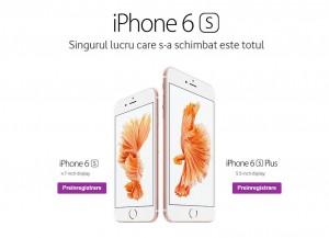 Vodafone a lansat iPhone 6S - pret, abonamente