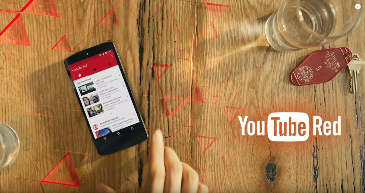 YouTube RED fara reclame