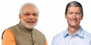 apple extindere prezenta India