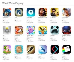 ce jocuri joaca angajatii Apple