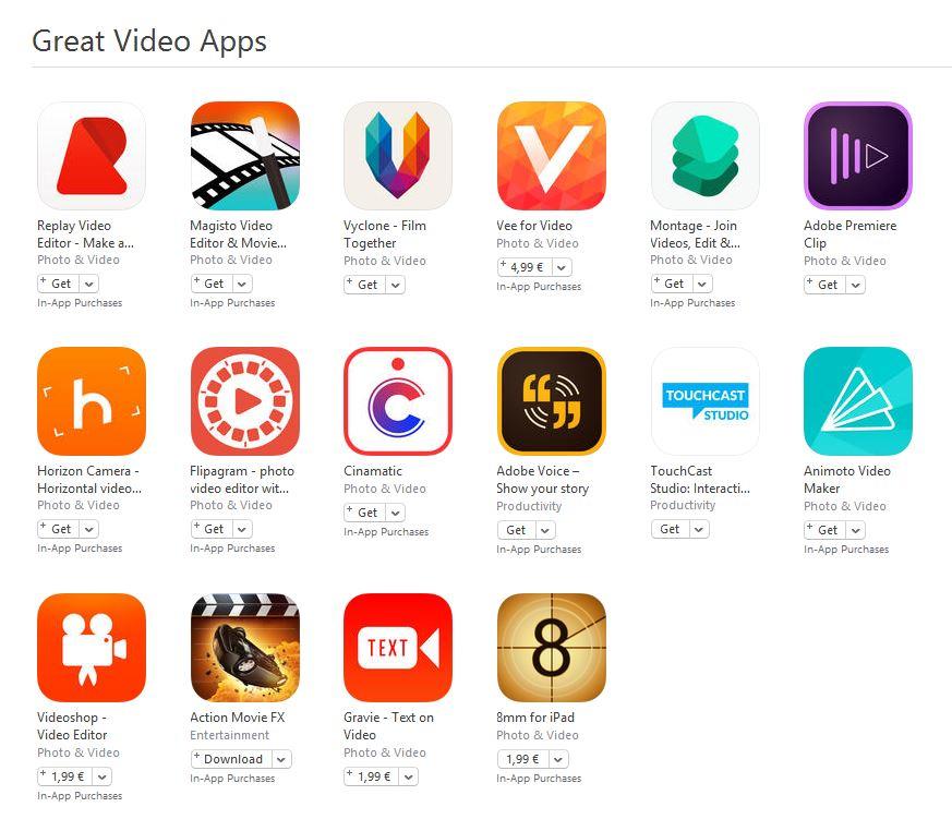 cele mai bune aplicatii video