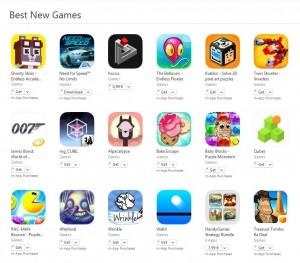 cele mai bune jocuri noi iPhone iPad