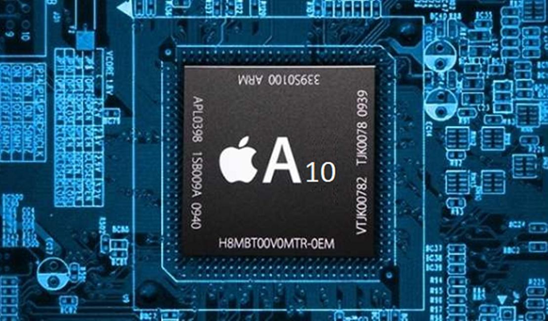 chip A10 Apple