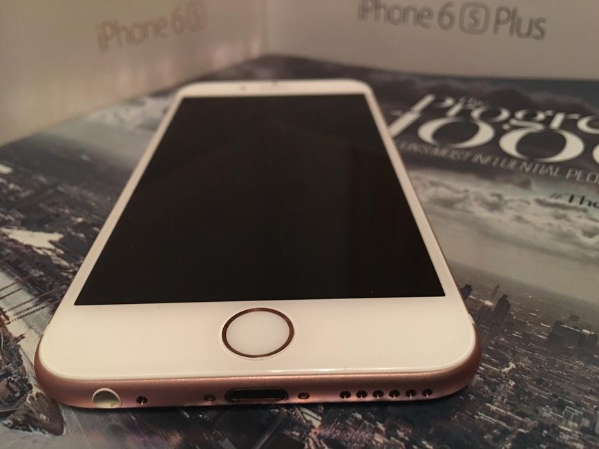 greutatea iPhone 6S si iPhone 6S Plus