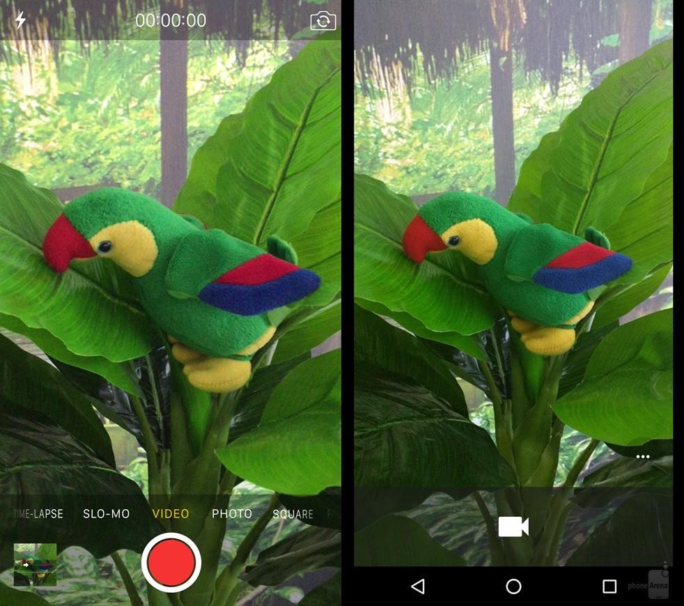 iOS 9 vs Android 6 Marshmallow - comparatie design 10