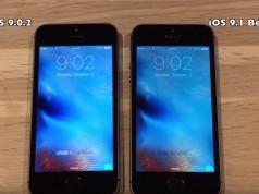 iOS 9.1 beta 5 vs iOS 9.0.2 pe iPhone 5S, 5, 4S - comparatia performantelor