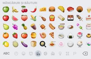 iOS 9.1 caractere emoji