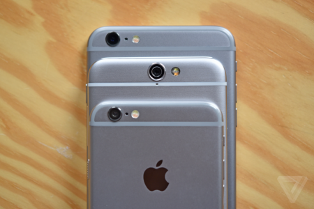 iPhone 6 vs HTC One A9 comparatie design 2