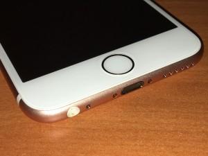 Butonul Home iPhone 6S se incalzeste foarte tare