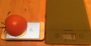 iPhone 6S cantarit rosie