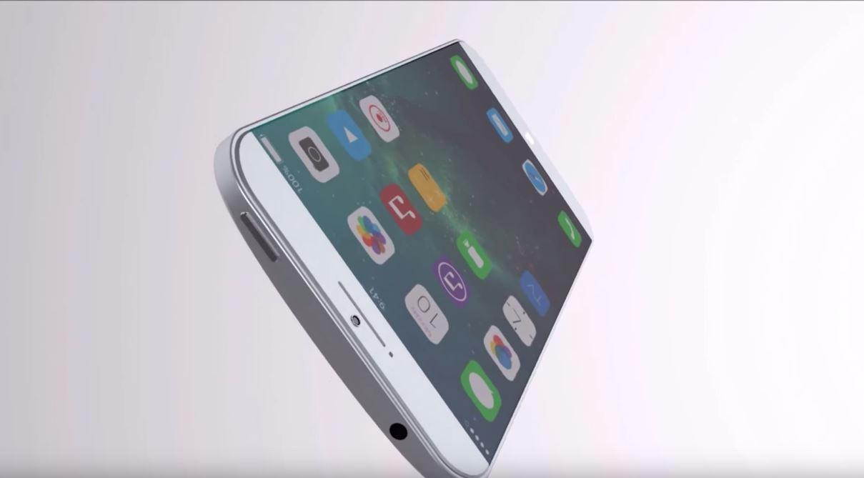 iPhone 7 concept design nou