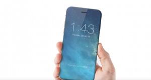 iPhone 7 concept ecran edge to edge