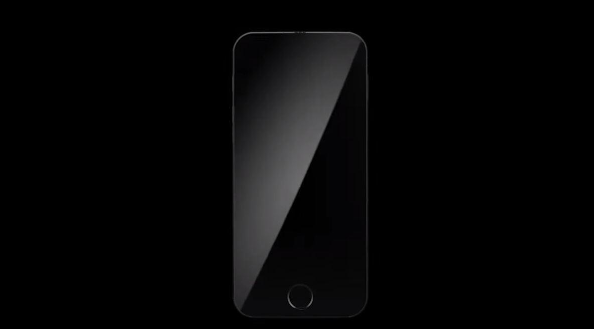 iPhone 7 concept ecran mare