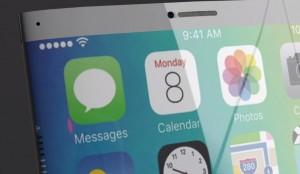 iPhone Edge concept