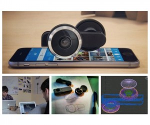 iPhone camera realitate virtuala