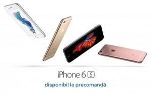 precomanda iPhone 6S eMAG