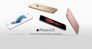precomenzi iPhone 6S si iPhone 6S Plus Romania