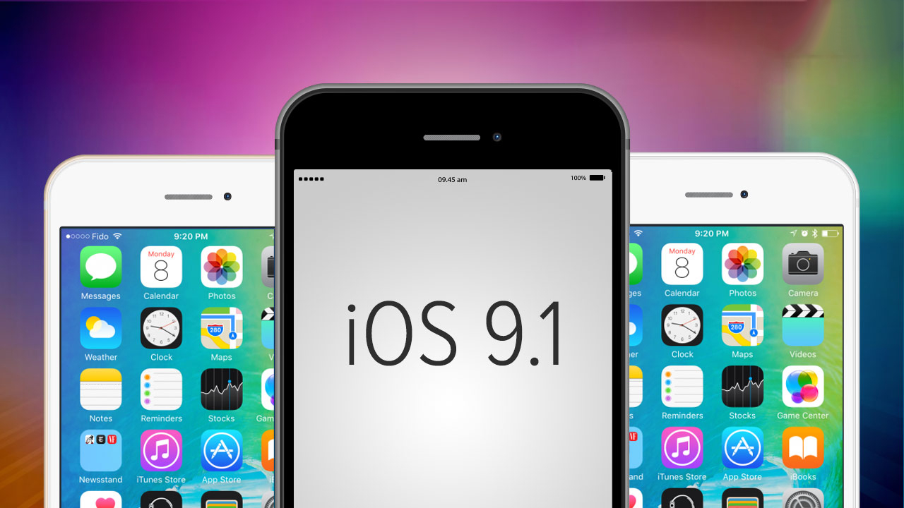 probleme dupa instalarea iOS 9.1